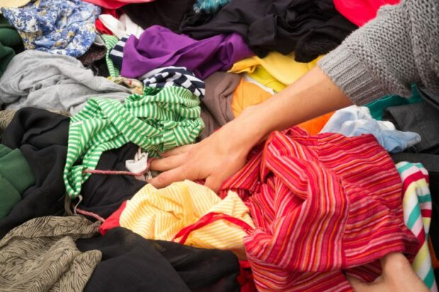 Spring Cleaning Your Wardrobe This Lockdown Season