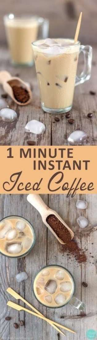 13 Iced Coffee Recipes to Try This Summer - summer Iced Coffee Recipes, summer coffee, iced coffee recipes, Iced Coffee Recipe, coffee recipes