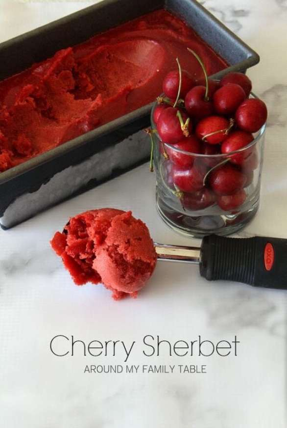 15 Dazzling Cherry Recipes (Part 2) - Cherry Recipes, Cherry Recipe, Cherry Dessert Recipes