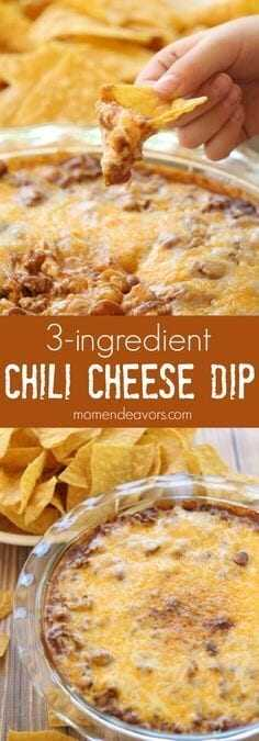 15 Crowd-Pleasing Chip Dip Recipes - Party Dip Recipes, Easy Dip Recipes, dip recipes, Chip Dip Recipes