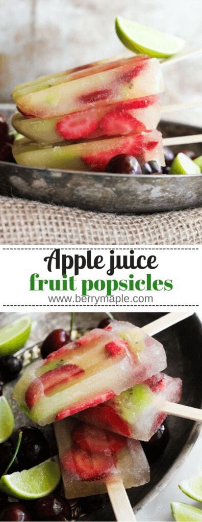 15 Best Fruit Popsicle Recipes For The Summer (Part 2)