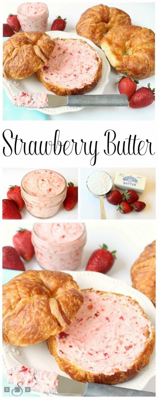 15 Fresh and Juicy Strawberry Recipes (Part 2) - Strawberry Recipes, Strawberry Lemonade, Strawberry Desserts