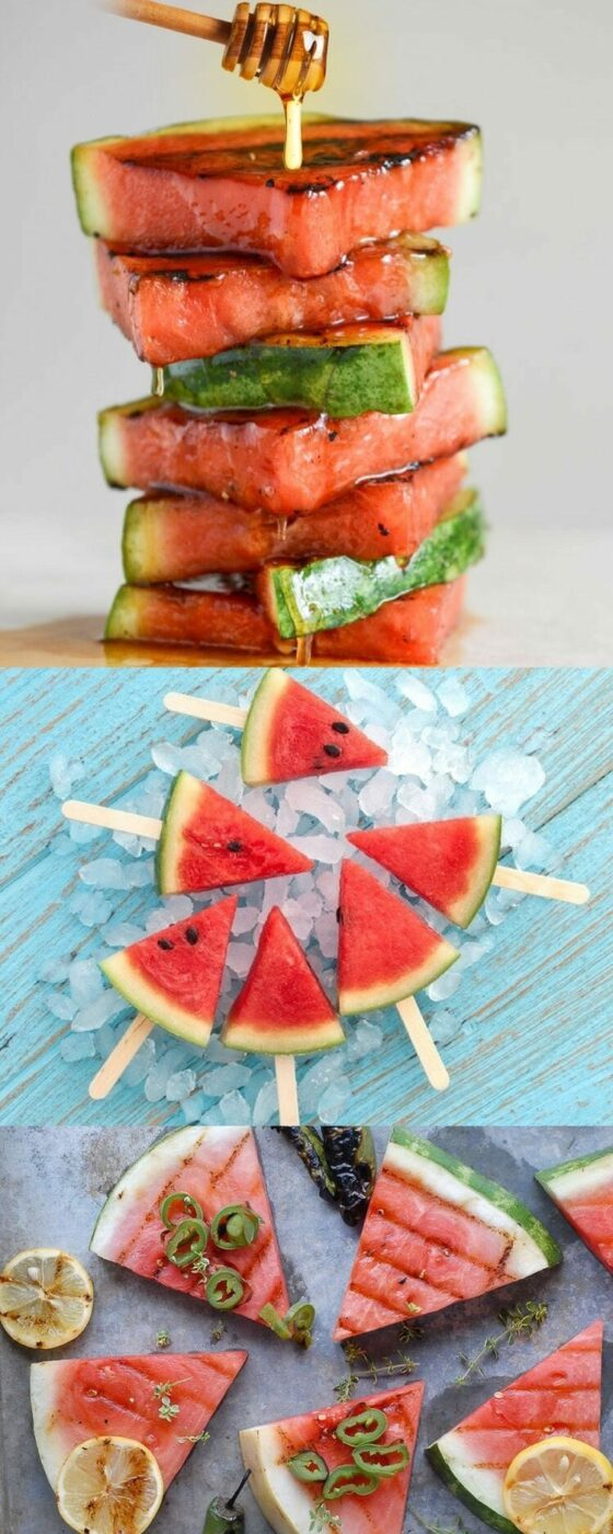 15 Fresh Watermelon Recipes to Serve This Summer - Watermelon Recipes, Watermelon Recipe, Watermelon Dessert Recipes, watermelon, Mouth-Watering Watermelon Dessert Recipes
