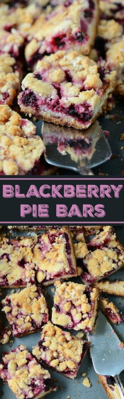15 Delicious Blackberry Recipes for Desserts and More (Part 1) - Blackberry Recipes, blackberry