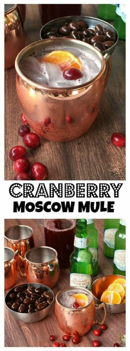 15 Moscow Mule Variations to Try This Summer - summer drinks, summer drink recipes, summer cocktails, scow MuleMoscow Mule Variations to Try This Summer, Moscow Mule Variations, Moscow Mule, Minty Moscow Mule punch