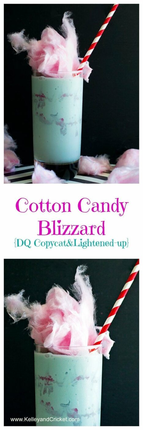 15 Tasty and Creative Cotton Candy Recipes (Part 2)