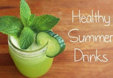 15 Healthy Summer Drink Recipes - summer drink recipes, Healthy Summer Drink Recipes, Healthy Summer Drink, Healthy Drink Recipes