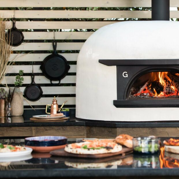 Expert Guide to Cooking Outdoors in the Garden - pizza, oven, outdoors, firepit, cooking