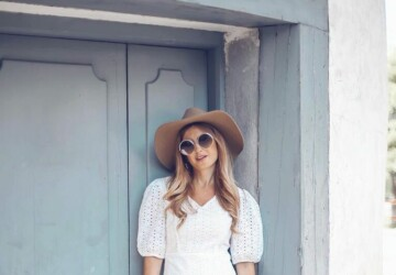 15 Perfect June Outfit Ideas To Try This Month - summer outfit ideas, summer fashion trends, Summer Fashion Inspirations, June outfit ideas, June fashion, Fresh Summer Outfit
