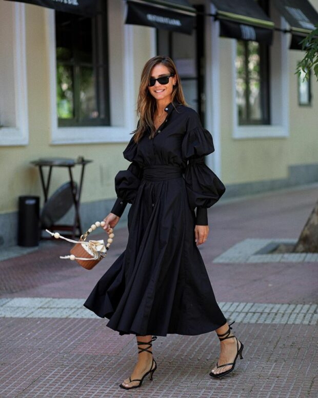 The Coolest Way to Wear Maxi Skirt and Maxi Dress This Summer