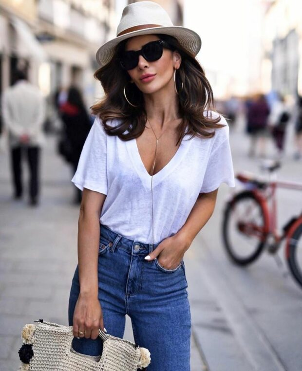 12 Classic T Shirts for Casual Summer Look