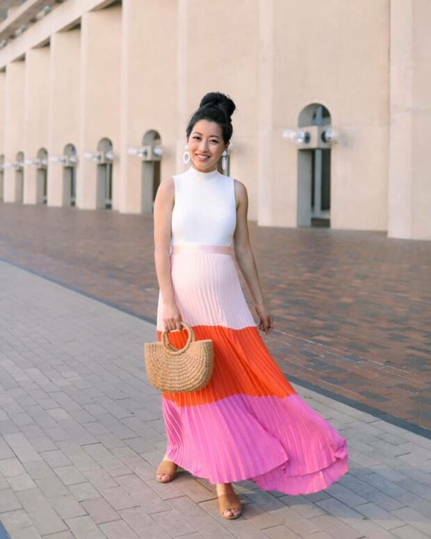 Summer Outfits: 15 Flawless Ideas for Every Day in July (Part 1)