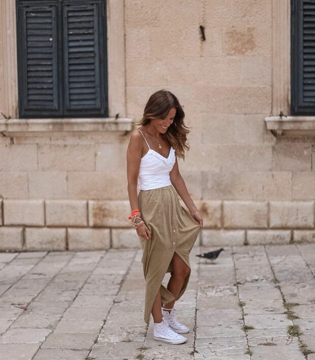 Perfect Summer Outfits Starring Sneakers