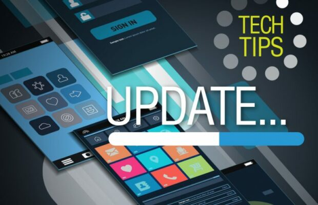 Spring Cleaning: Updating Your Tech During COVID-19 - update, tech, Internet Router