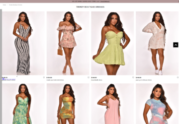 What are Good Websites for Dresses? - website, online, Dress