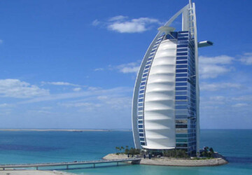 7 Best Luxury Hotels Of The UAE - waldrof astoria, uae, travel, st. regis abu dhabi, royal mirage, oberoi, jumeirah, hotels, flights, Dubai, burj al arab, ahangri-la hotel