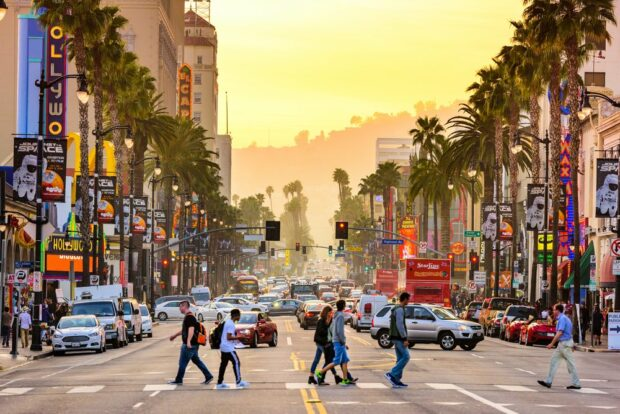 Ten Essential Shopping Spots In Los Angeles - west third, the santee alley, the grove, the citadel, spots, shopping, rodeo drive, robertson blvd, orange, los angeles, hollywood, highland, abbot kinney boulevard, 3/4 Bathroom