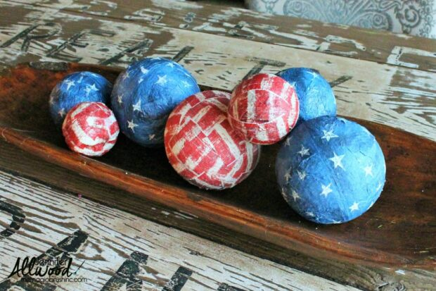 12 Patriotic DIY 4th Of July Decor Ideas (Part 7) - Patriotic DIY 4th Of July Decor Ideas, diy 4th of July decorations, DIY 4th Of July Decor Ideas
