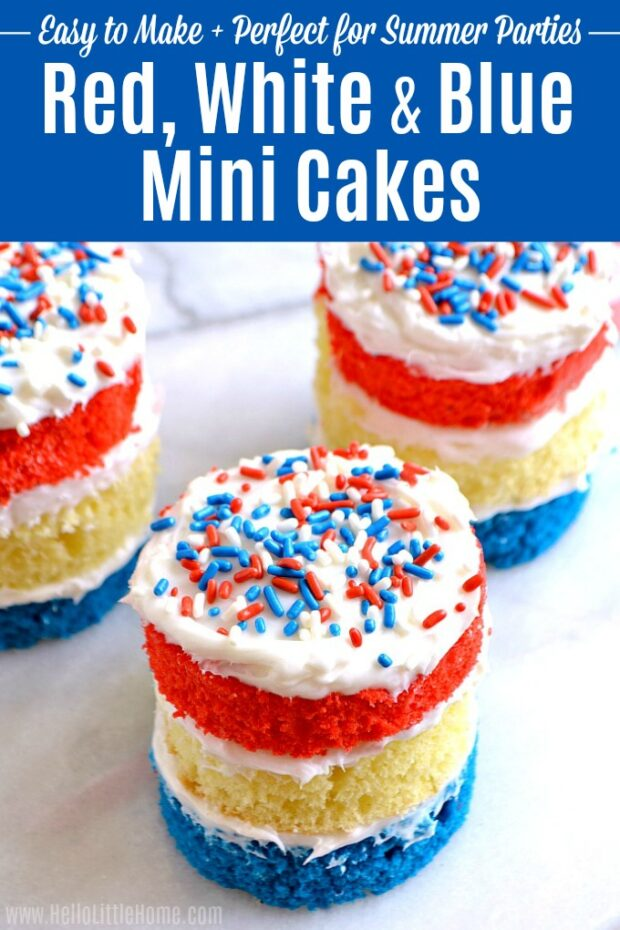 The Best Delicious 4th Of July Dessert Ideas and Recipes (Part 1) - 4th of July recipes, 4th of July desserts, 4th Of July Dessert Ideas