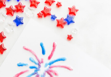 Fun and Easy 4th Of July Crafts For Kids (Part 2) - 4th Of July Crafts For Kids, 4th Of July Crafts