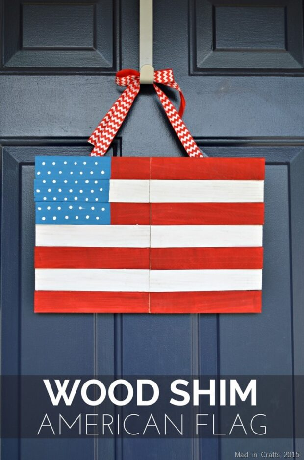 15 Patriotic DIY 4th Of July Decor Ideas (Part 1) - Patriotic DIY 4th Of July Decor Ideas, diy 4th of July decorations, DIY 4th Of July Decor Ideas, 4th of July Party Ideas, 4th Of July Crafts