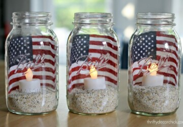 15 Patriotic DIY 4th Of July Decor Ideas (Part 2) - Patriotic DIY 4th Of July Decor Ideas, DIY 4th Of July Decor Ideas, 4th of July