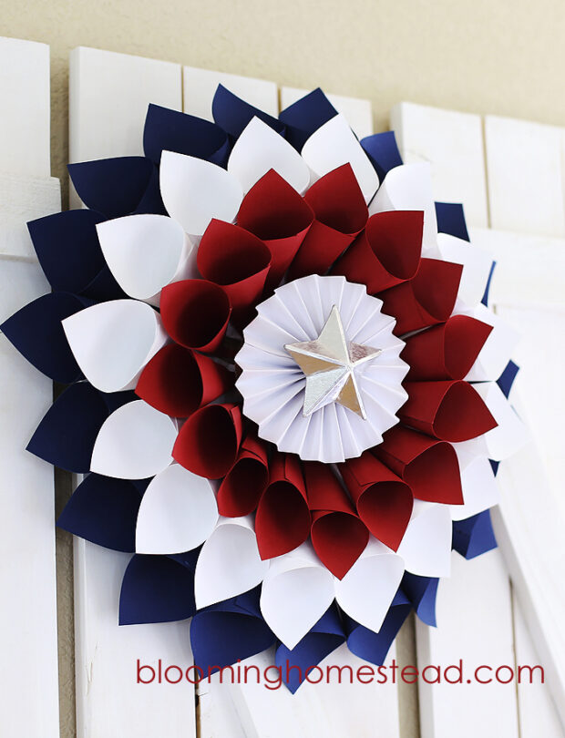 15 Patriotic DIY 4th Of July Decor Ideas (Part 5) - diy 4th of July decorations, DIY 4th Of July Decor Ideas, 4th Of July Crafts