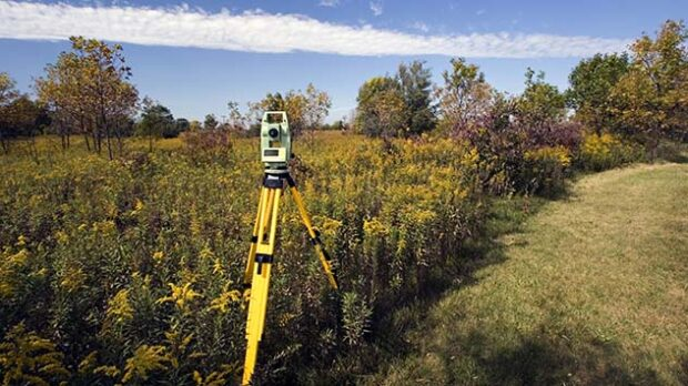 Identifying Your Property Line in Your Garden - property, line, home