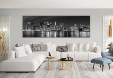 Top Tips For Creating The Perfect Wall Art For Your Home - wall art, size, large, image, frame, canvas, budget