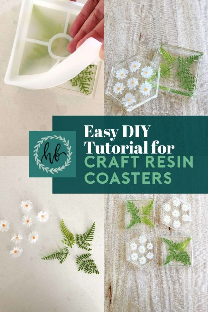 13 Amazing Ways to Use Epoxy Resin in Cool DIY Projects (Part 1) - Resin, Epoxy Resin, diy project