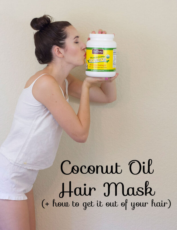 15 Great DIY ideas for Coconut Oil Hair Masks - Hair Masks, diy hair mask, DIY Coconut Oil Hair Masks, Coconut Oil Hair Masks, Coconut Oil