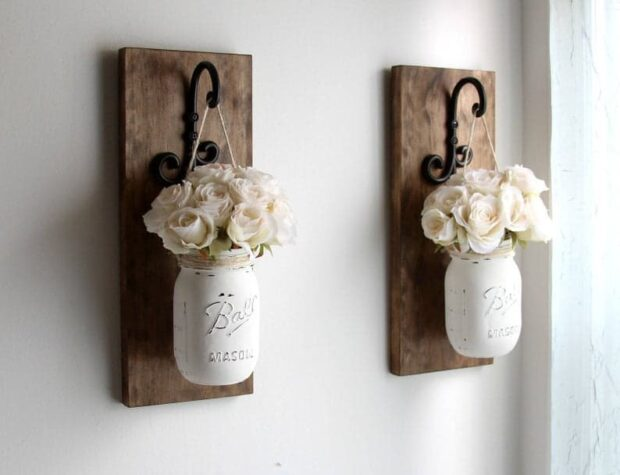 Cheap and Easy DIY Farmhouse Decor Ideas