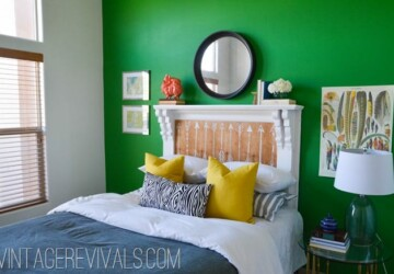 Simple DIY Headboards - DIY Headboards, DIY Headboard