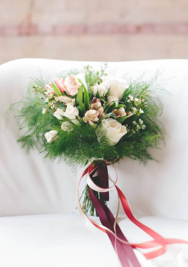 The Best Fall Wedding Flowers