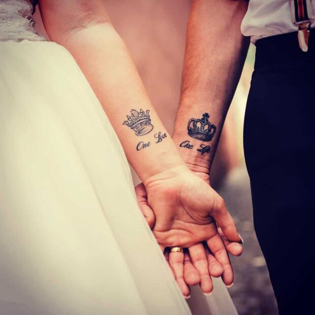 Best Tattoo Wedding Inspiration Ideas - Tattoo Wedding Inspiration Ideas, Tattoo Wedding, Tattoo Designs, Tattoo