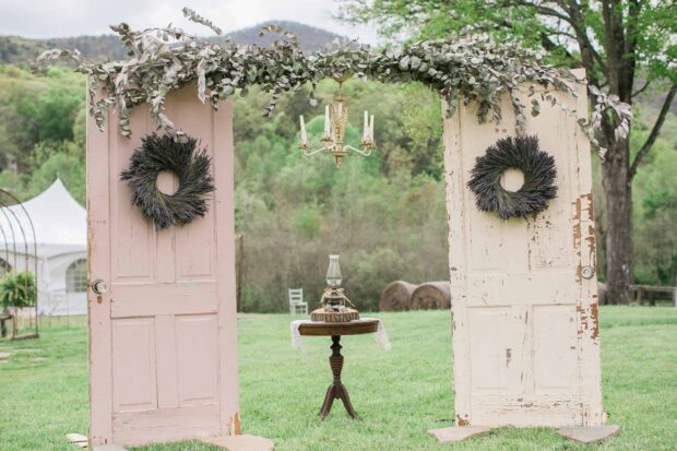 13 DIY Wedding Arches For the Perfect I Do Moment