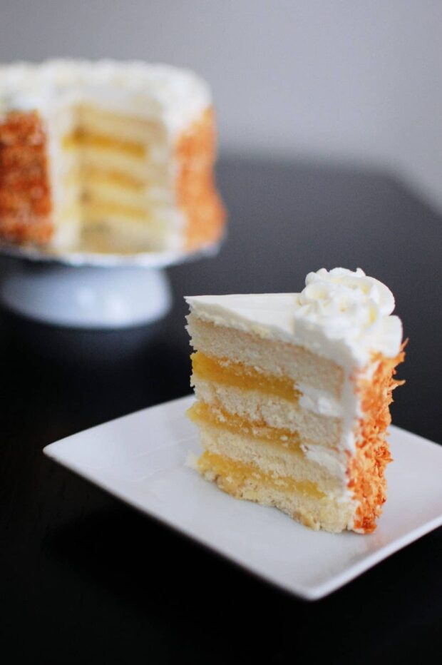 12 Delicious Layered Cake Recipes You'll Love (Part 3) - Layered Cake Recipes, Layered Cake, Cheesecake recipes, cake recipes