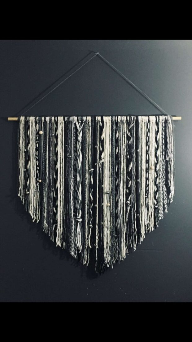 Macrame Wall Hangings You Will Love this Summer 2020 - Wall Hangings, Macrame Wall Hangings, Macrame Wall, home decor