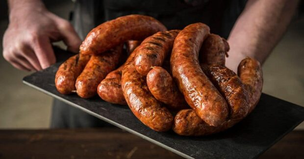 How to Make Smoked Beef Sausage- 10 Recipes and Ideas - Smoked Beef Sausage recipes, Smoked Beef Sausage, Smoked Beef, Beef Sausage