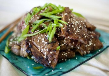 12 Korean-style BBQ Beef Recipes - Korean barbecue, korean