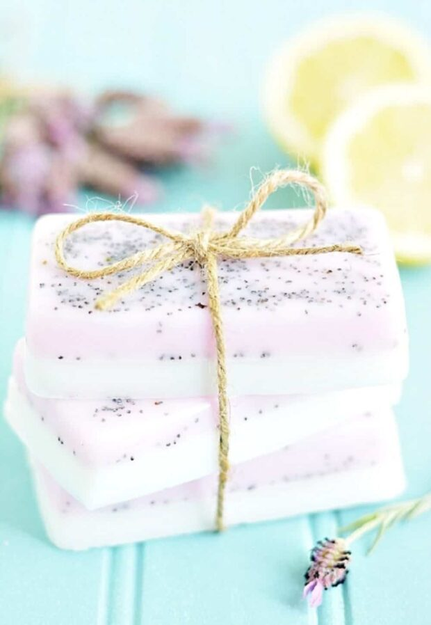 DIY Project- Scented Homemade Soap Bars - Homemade Soap Recipes, Homemade Soap Bars, Homemade Soap, DIY Soap Recipes