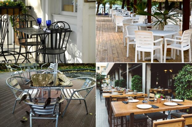 Tips on How to Buy Outdoor Furniture for Your Restaurant or Hotel