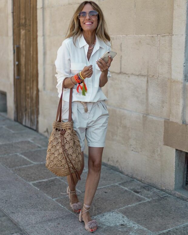 15 All White Outfit Ideas — Cute Outfit Ideas for Summer 2020 (Part 2)
