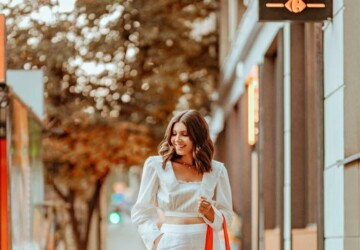 15 All-White Outfit Ideas — Cute Outfit Ideas for Summer 2020 (Part 1) - summer white dress, all white outfit ideas