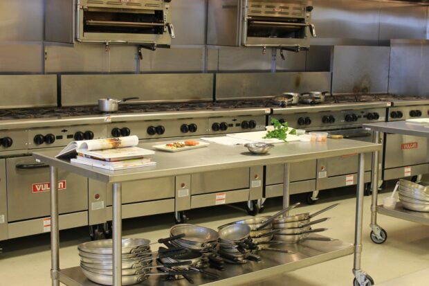 Commercial Kitchen Equipment and Appliances Every Restaurant Needs - Restaurant, refrigeration, food, dishwasher, cooking equipment, commercial kitchen equipment, appliances