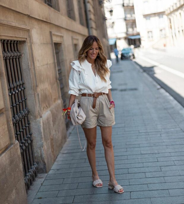 Summer Shorts Outfits: 13 Best Ideas To Copy This Season (Part 1)