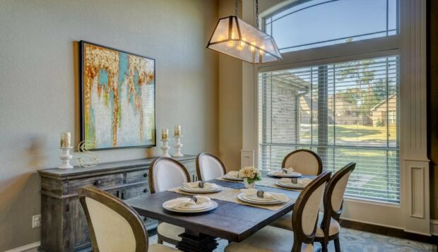How To Design The Dining Room - Storage, setting, privacy, light, home decor, functionality, dinning room, design, center