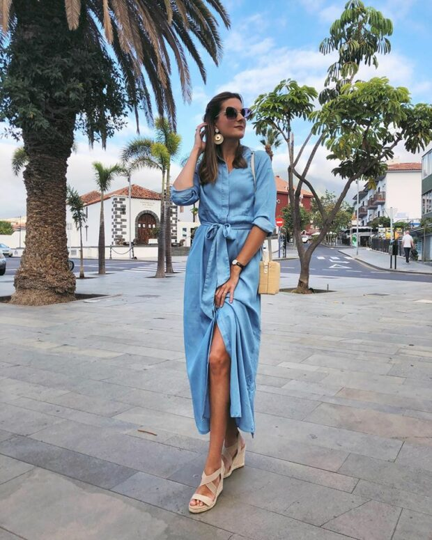 17 Beautiful Maxi Dresses Perfect  to Wear Right Now