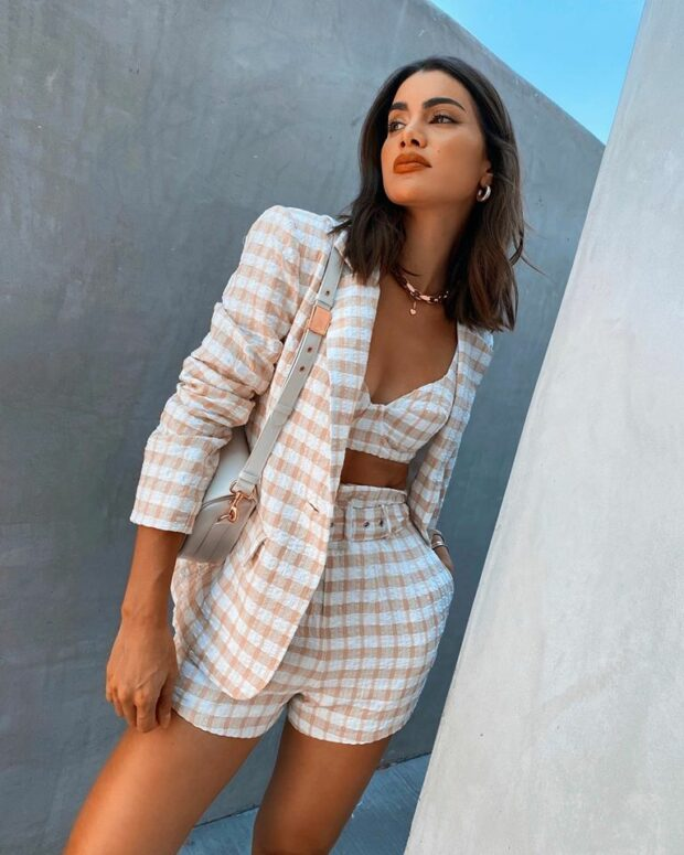 The Best Matching Suit Summer Outfit Ideas