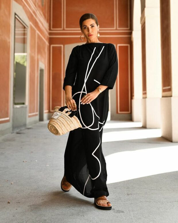 How to Wear Black in the Summer (Part 1)